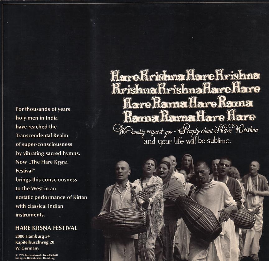 classic ISKCON music