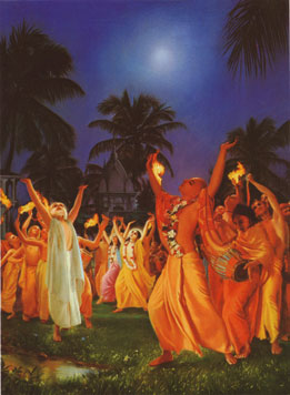 Night Sankirtan
