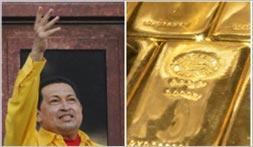 Venezuela gold reserves