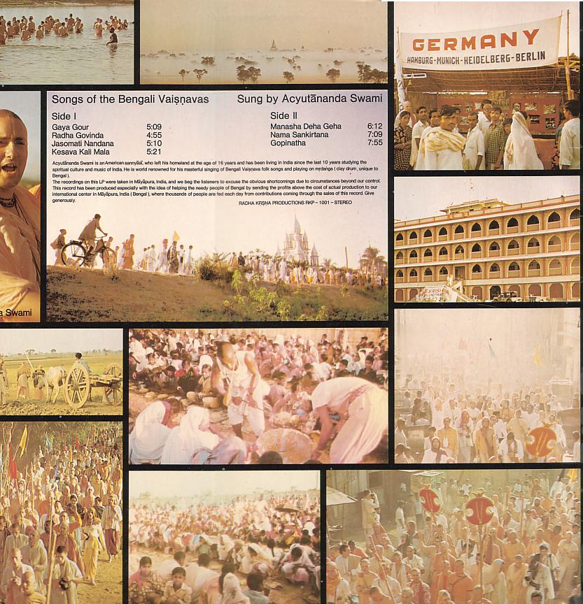 Acyutananda Swami - India