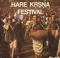 Hare KRSNA Festival